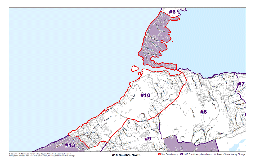 Constituency 10 – Smiths North