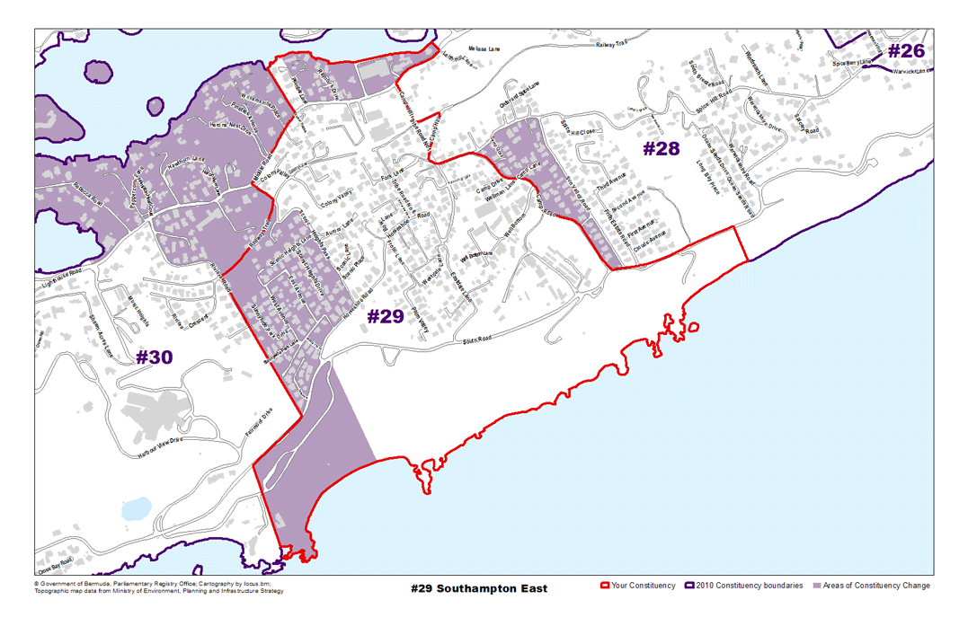 Constituency 29 – Southampton East