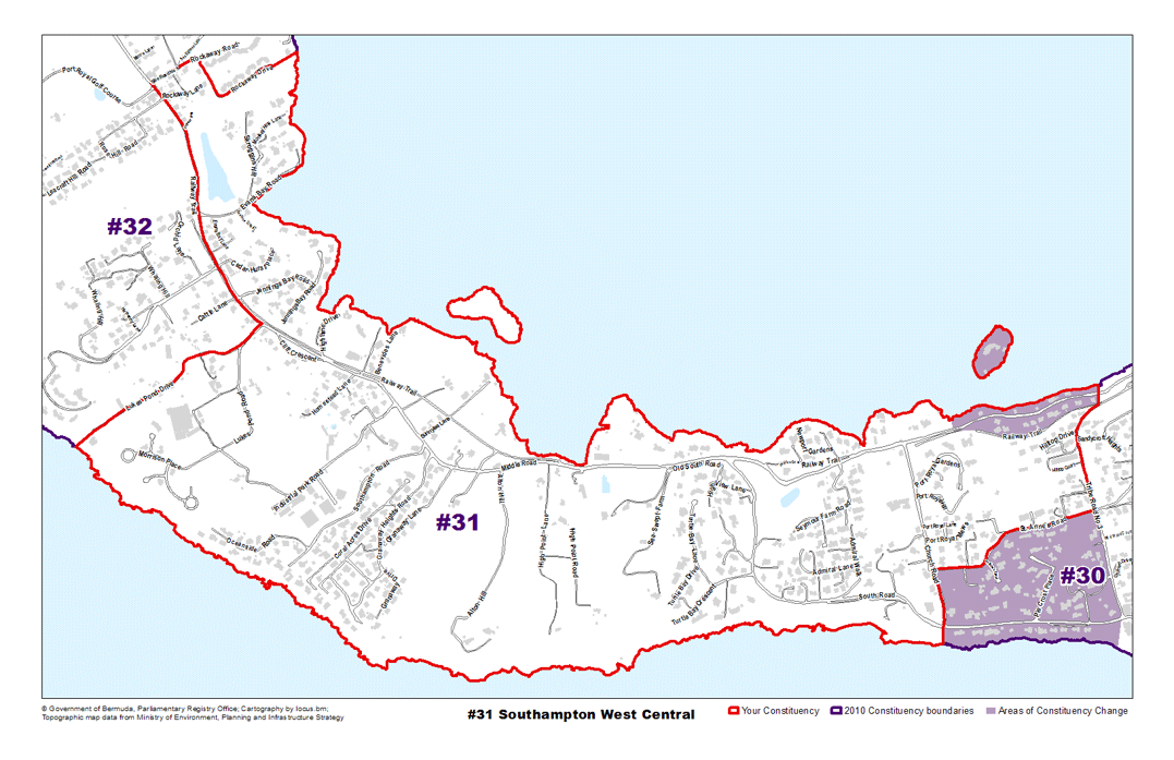 Constituency 31 – Southampton West Central