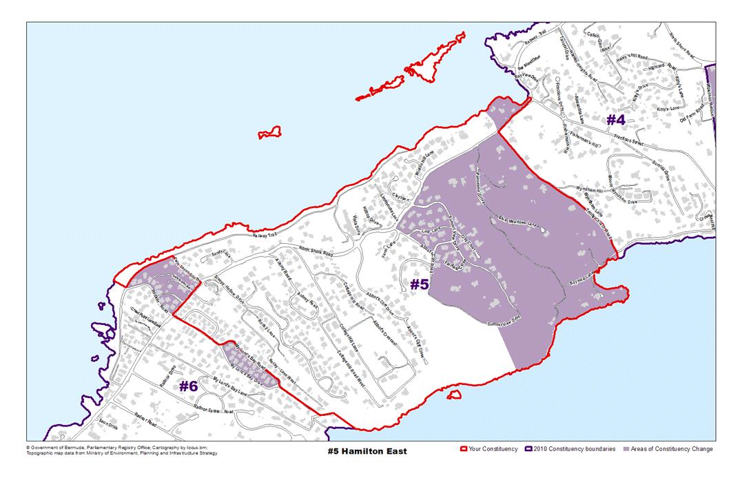 Constituency 5 – Hamilton East