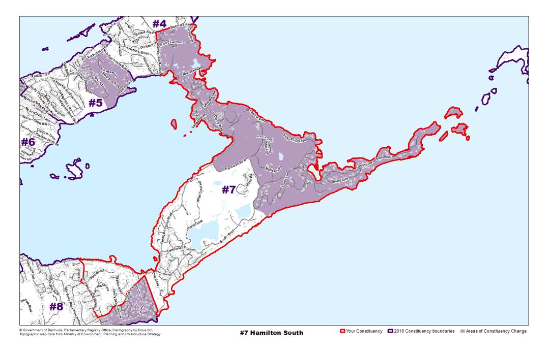 Constituency 7 – Hamilton South