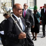 Throne Speech Convening of Parliament Bermuda, November 2 2012-25