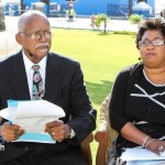 Throne Speech Convening of Parliament Bermuda, November 2 2012-3