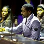 Convening of Youth Parliament Bermuda, November15 2012-2