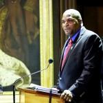 Convening of Youth Parliament Bermuda, November15 2012-23