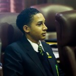 Convening of Youth Parliament Bermuda, November15 2012-8
