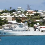 US NOAA Research Ship Ronald H Brown In St Georges Bermuda August 29 2012 (2)