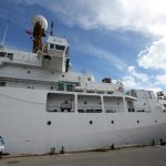 US NOAA Research Ship Ronald H Brown In St Georges Bermuda August 29 2012 (22)
