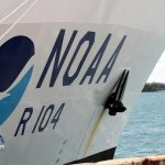 US NOAA Research Ship Ronald H Brown In St Georges Bermuda August 29 2012 (24)