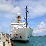US NOAA Research Ship Ronald H Brown In St Georges Bermuda August 29 2012 (3)