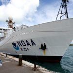 US NOAA Research Ship Ronald H Brown In St Georges Bermuda August 29 2012 (5)