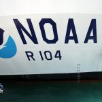 US NOAA Research Ship Ronald H Brown In St Georges Bermuda August 29 2012 (6)