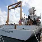 US NOAA Research Ship Ronald H Brown In St Georges Bermuda August 29 2012 (8)