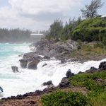 South Shore Waves Pre Hurricane Leslie Bermuda  Sept 6 2012 (5)