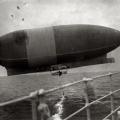 Historic Airship Flight Ended Off Bermuda