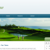 Centralized Online Golf Booking Website