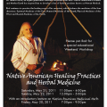 Upcoming: Native American Healing Practices