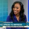 Bermuda Style Expert On New York TV