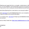Spam Email Targets Bank's Customers