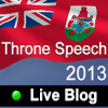 Live Blog: Parliament Convenes, Throne Speech