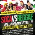 Soca Vs. Reggae Set For August 4th