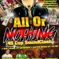 """All Or Nothing"" Event Set For November 25"