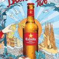 Butterfield & Vallis Launch Estrella Beer
