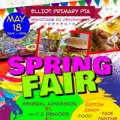 Elliot Primary Spring Fair Set For May 18