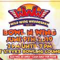 Wild Wing Wednesday & Strykz Pop-Up Series