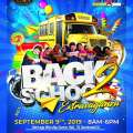 """Back 2 School Extravaganza"" On September 9"
