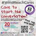 WindReach: 'Care To Start The Conversation?'
