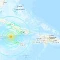 7.7 Magnitude Earthquake In Caribbean Sea
