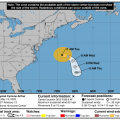 BWS: Arthur Downgraded To 'Post-Tropical'