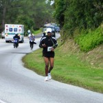 Bermudian running race 1
