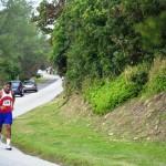 Bermudian running race 2