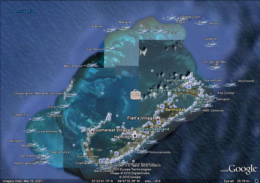Explore Bermuda Shipwrecks Bermuda Ocean Diving Bernews
