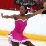 Melyssa James ice dancer bermuda 2
