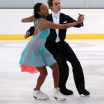Melyssa James ice dancer bermuda 3