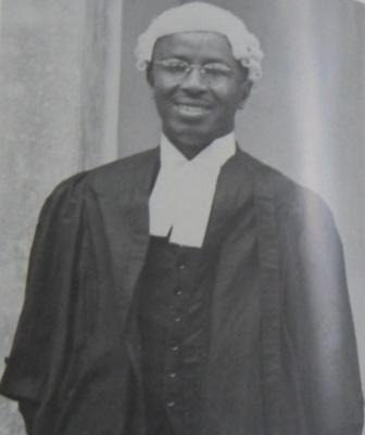 Called to the bar in 1947