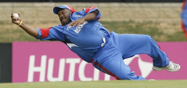 bermuda cricket dwayne leverock