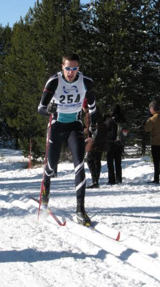 Learn to cross country ski utah
