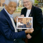 earl cameron and wife barbara Photo courtesy of Kenilworth Weekly News.