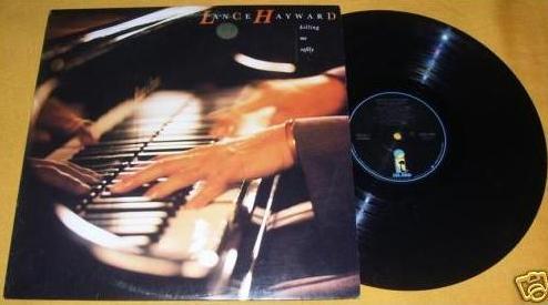 "Album cover of Lance Hayward's third album ""Killing Me Softly"""
