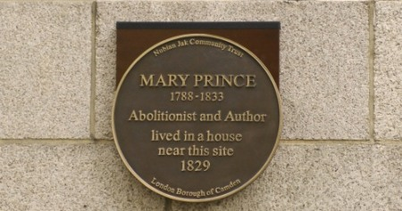 bermuda slave mary_prince_plaque