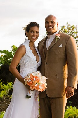nfl antonie pierco Jocelyn Maldonado wedding