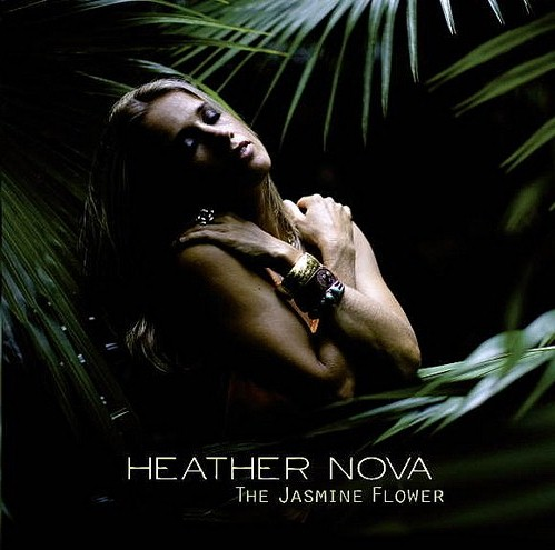 "Cover of Heather's album ""The Jasmine Flower"". Photograph by Bermuda based photographer Sacha Blackburne."