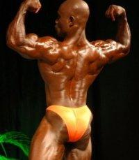 ross ceasar bermuda bodybuilder