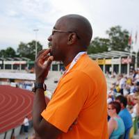 troy douglas bermuda sprinter