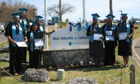 Mid Atlantic Nurses Aide Bermuda 2010