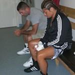 Teresa Perozzi bermuda boxer 2